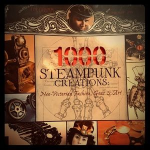 Other - 1000 Steampunk Creations book